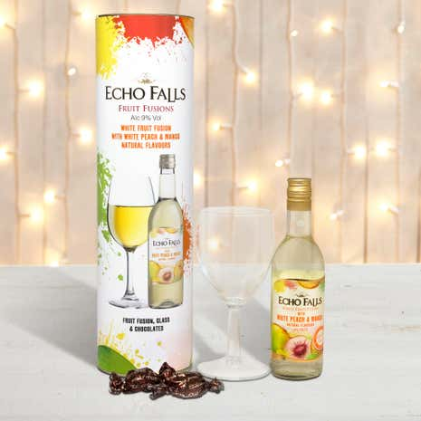 Echo Falls Fruit Fusion White Wine Gift Set