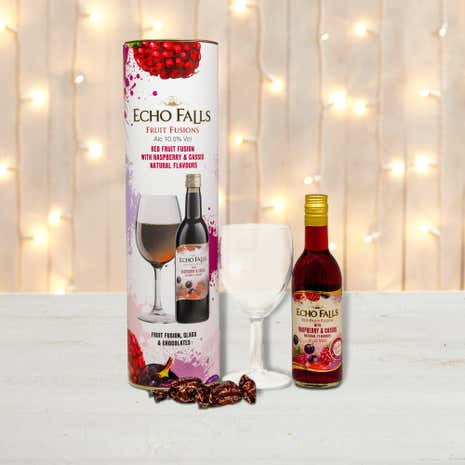 Echo Falls Fruit Fusion Red Wine Gift Set