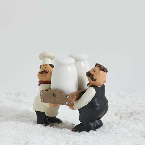 Gastro Chef Salt and Pepper Set