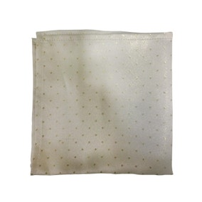 Pack of 4 Gold Spots Napkins