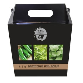 Grow Your Own Herbs Gift Pack