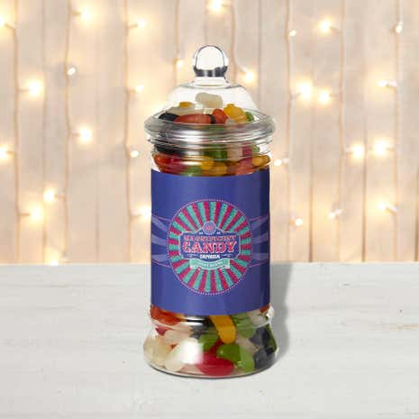 Large Jelly Beans Jar