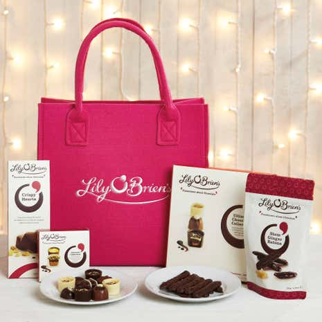 Lily O'Brien's Indulgence Collection