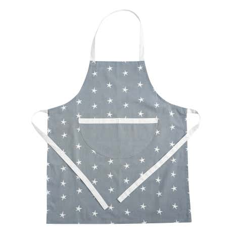 Grey Star Apron
