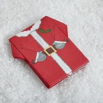 Novelty Santa Napkins