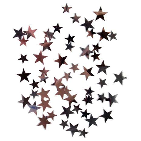 Silver Stars Table Scatter