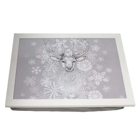 Stag Lap Tray
