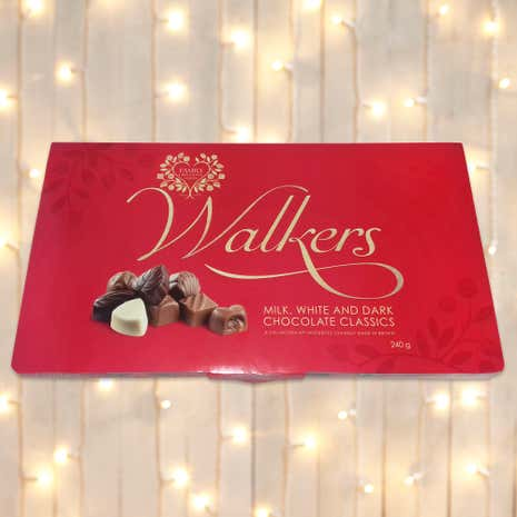 Walkers 240g Chocolate Assortment