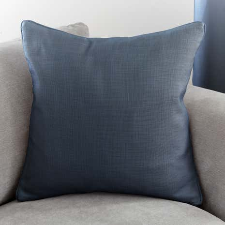 Vermont Denim Cushion
