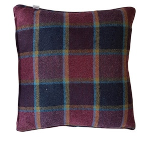 Dorma Hales Plum Cushion