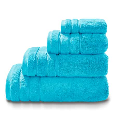 Bright Turquoise Ultimate Towel