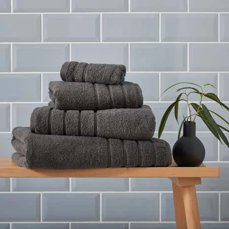 Dark Grey Ultimate Towel