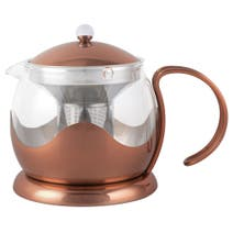 La Cafetiere Origins Copper Teapot