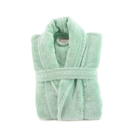Egyptian Cotton Mint Bath Robe
