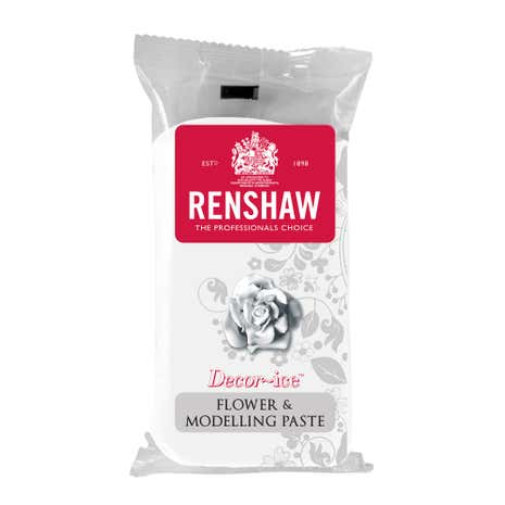 Renshaw Flower & Modelling White Paste