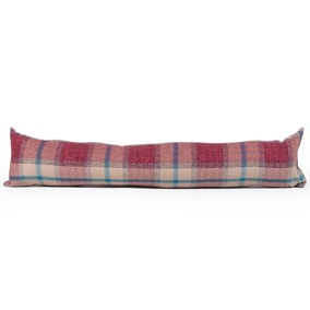 Marlow Check Draught Excluder