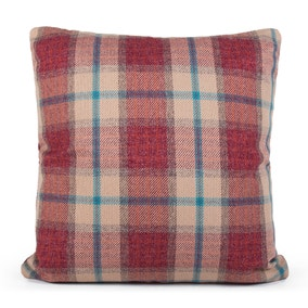 Marlow Check Cushion