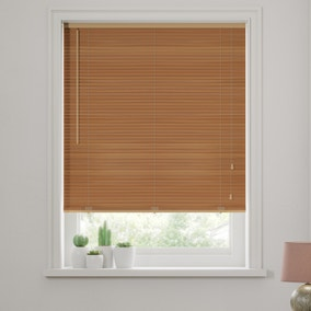27mm Oak Wooden Venetian Blind