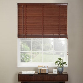 50mm Acacia Hardwood Venetian Blind