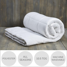 Soft Plush 10.5 Tog Duvet