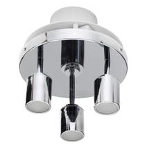 Otano 3 Spot Light Ceiling Fitting and Extractor Fan