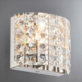Marquis by Waterford Moy Chrome Wall Light
