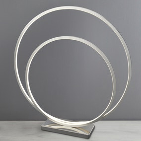 Lenka Double Ring LED Table Lamp