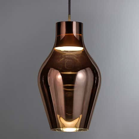 Nordlux Small Blow Grey Light Pendant