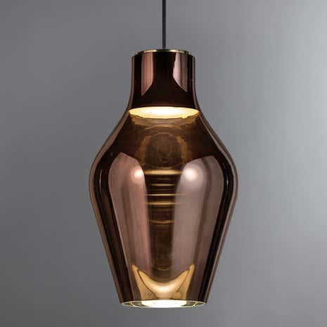 Nordlux Large Blow Grey Light Pendant