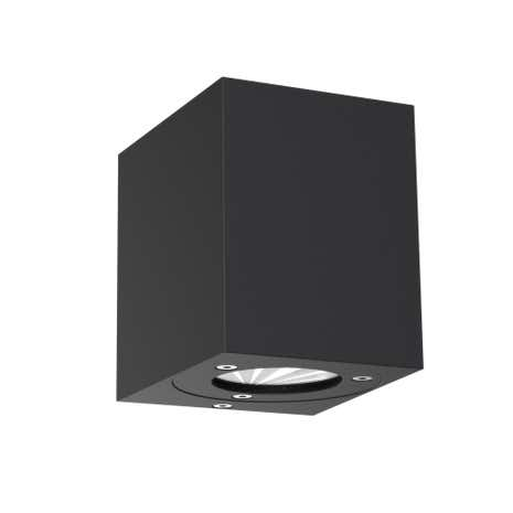 Canto Kubi Black Wall Light