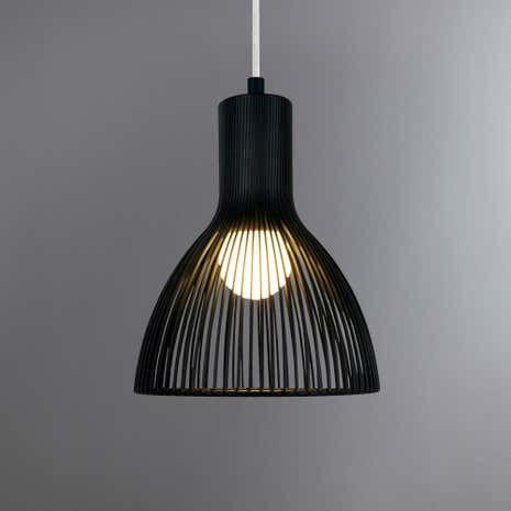 Emition Black Pendant Light Fitting