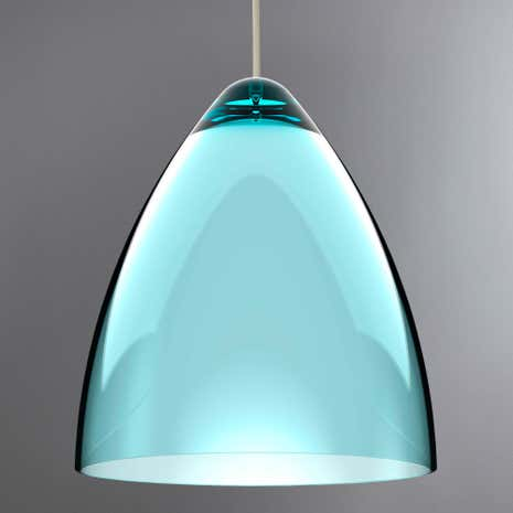 Funk 27 Turquoise Light Shade
