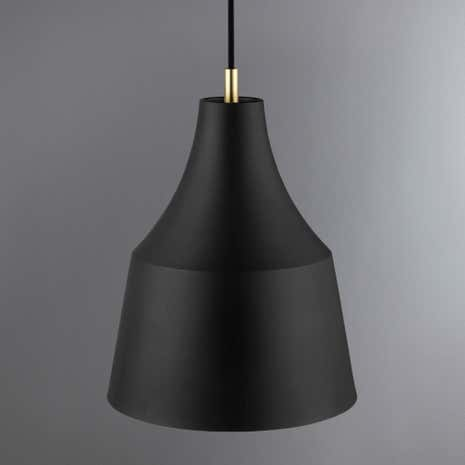 Nordlux Grace Black Light Pendant