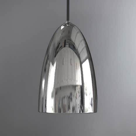Nexus Chrome Ceiling Pendant