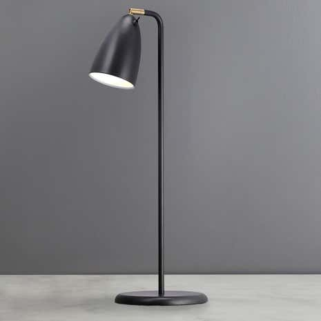 Nexus Black Table Lamp