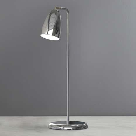 Nexus Chrome Table Lamp