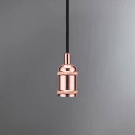 Avra Copper Suspension Light Pendant