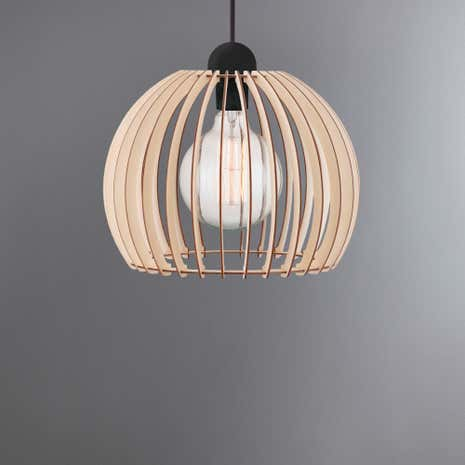 Nordlux Chino Wood Light Pendant