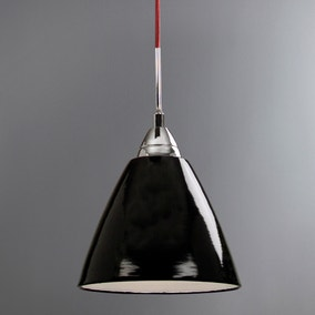 Read Black Ceiling Pendant
