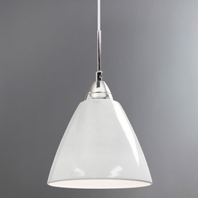 Read White Ceiling Pendant