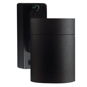Nordlux Tin Black Wall Light