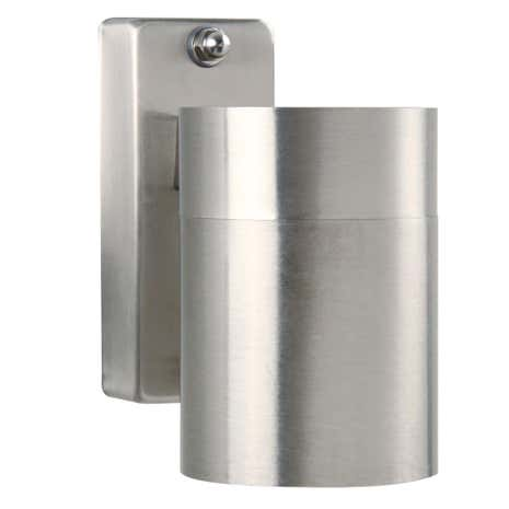 Nordlux Tin Stainless Steel Wall Light