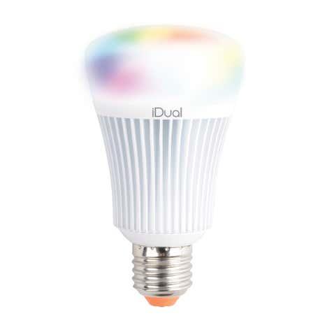 iDual 60 Watt Edison Screw LED Bulb