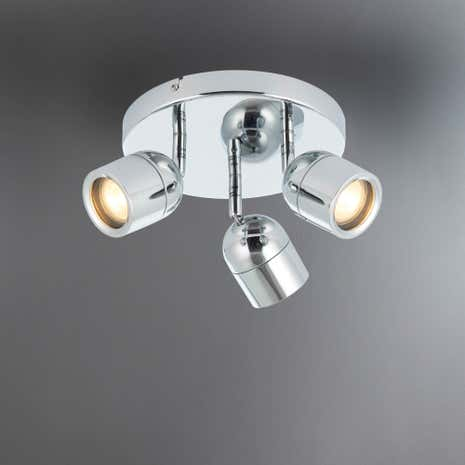 Landis Chrome 3 Light Spotlight