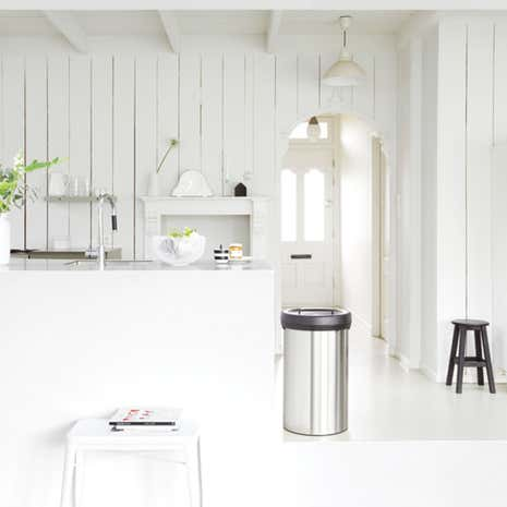 Brabantia 60 Litre Matt Steel Big Bin