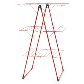 Brabantia 23 Metre Red Tower Drying Rack