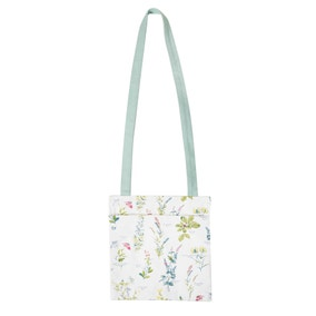 Kew Print Across Body Peg Bag