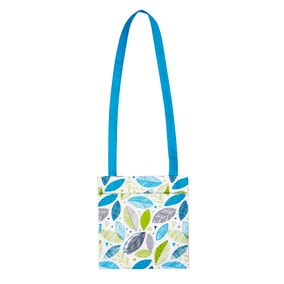 Scandi Leaves Across Body Peg Bag