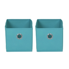 Spring Green Set of 2 Drawers