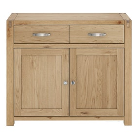 Hastings Solid Oak Small Sideboard